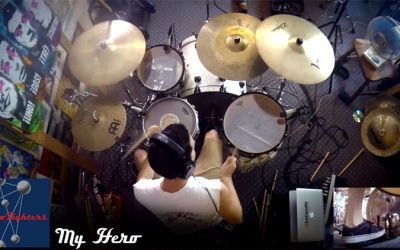 Kye-Smith_Drums