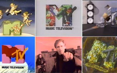 MTV-Idents