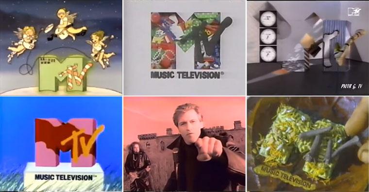 1 Stunde MTV-Werbetrenner