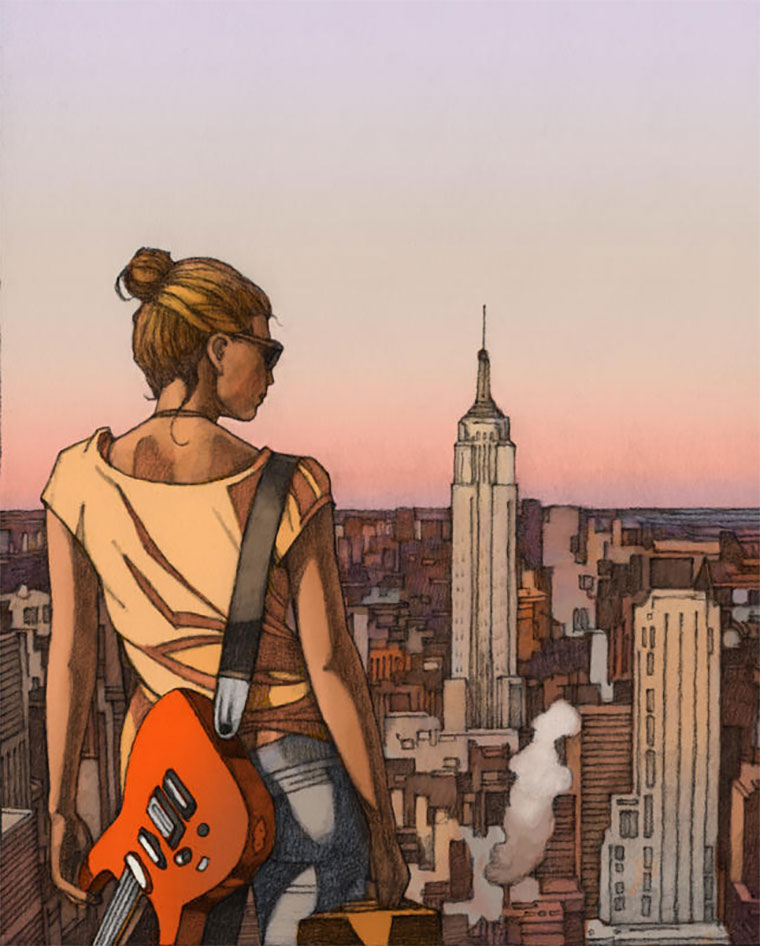 Illustration: Miles Hyman Miles-Hyman_04