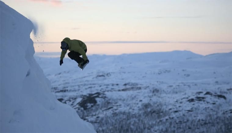 Snowboarding: Northern Exposure Northern-Exposure