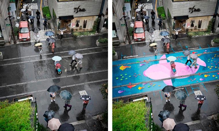 Straßenkunst kommt bei Regen zum Vorschein Project-Monsoon_06