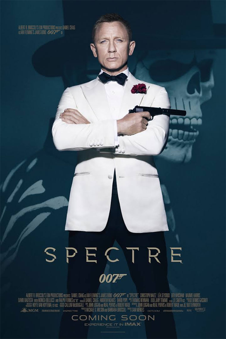 Review: James Bond 007 – Spectre