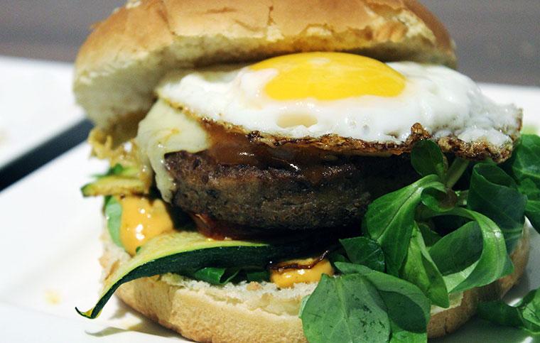 Veggie-Burger & -Frikadellen von Rügenwalder