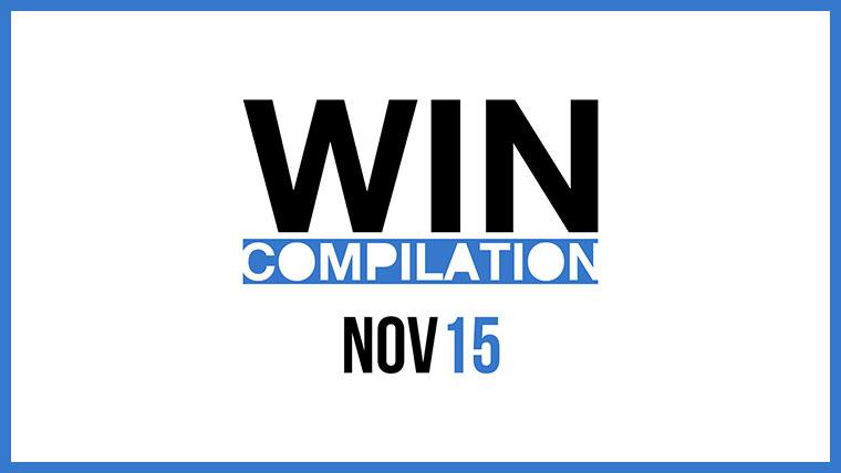 WIN Compilation November 2015 WIN_2015-11_00