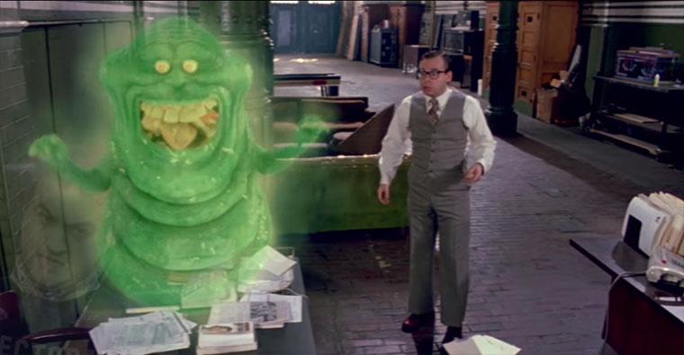 Unnützes Wissen zu den Ghostbusters ghostbusters-facts