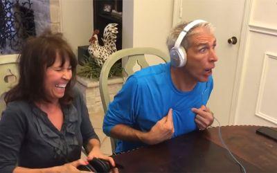 grandfather-headphone-game-reaction