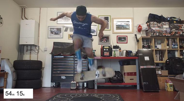 In 5 Stunden einen Kickflip lernen learn-to-kickflip
