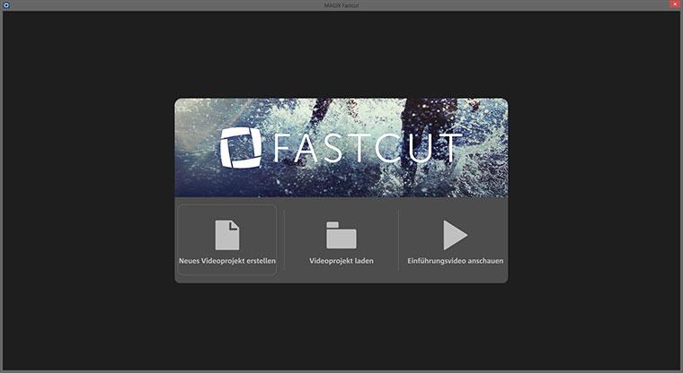 MAGIX Fastcut zaubert superfix Videocollagen Fastcut_02