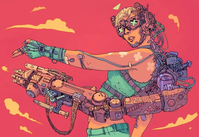 Zeichnungen: Josan Gonzalez Josan-Gonzalez_01