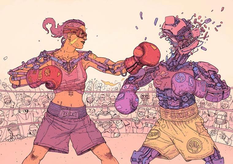 Zeichnungen: Josan Gonzalez Josan-Gonzalez_05