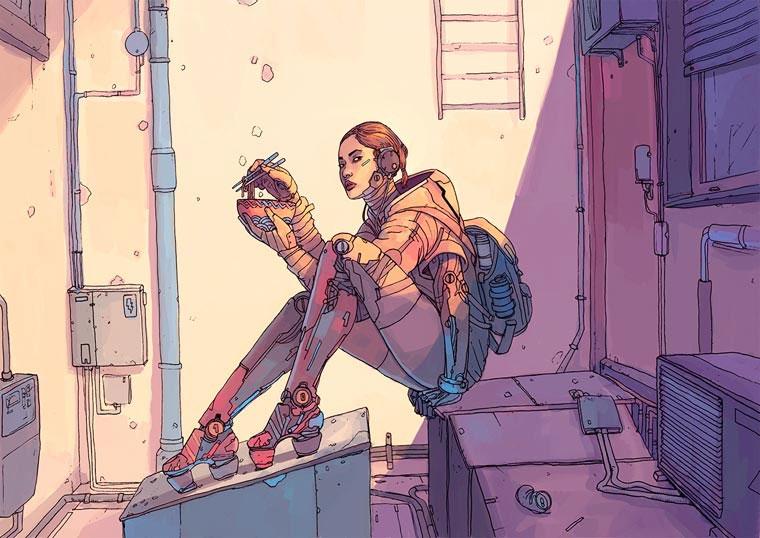 Zeichnungen: Josan Gonzalez Josan-Gonzalez_06