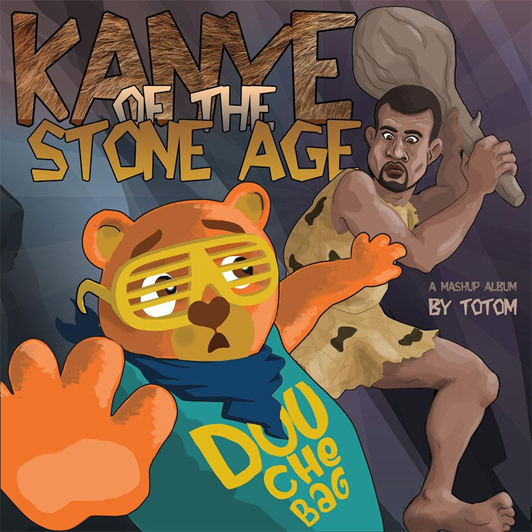 Mashup: Kanye of the Stone Age Kanye-of-the-stone-age