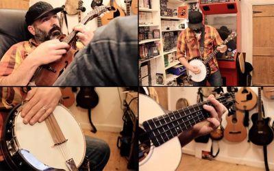 Killing-in-the-name-banjo
