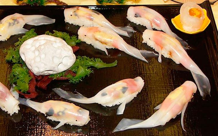 Schöner Sushi Koi-Fisch-Sushi_02
