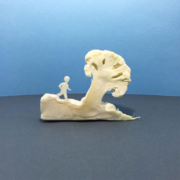 Kreative Essens-Skulpturen Mundane-Matters_05
