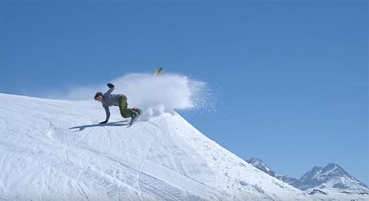 Snowboarding: Peace Park 2015 Peace-Park-2015