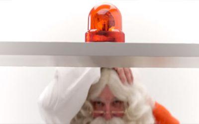Santa-Security-Check