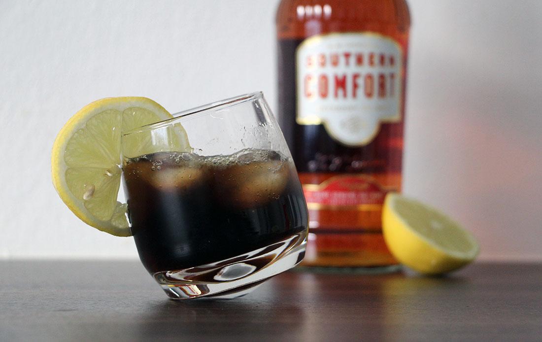 Gewinnt Southern Comfort-Barsets mit Cocktail-Ideen für Silvester Southern-Comfort-Longdrinks_01