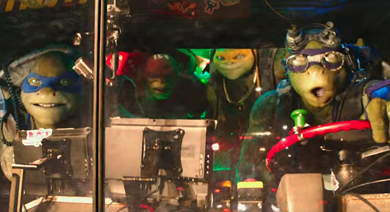 Teenage Mutant Ninja Turtles 2 Trailer TMNT2-trailer
