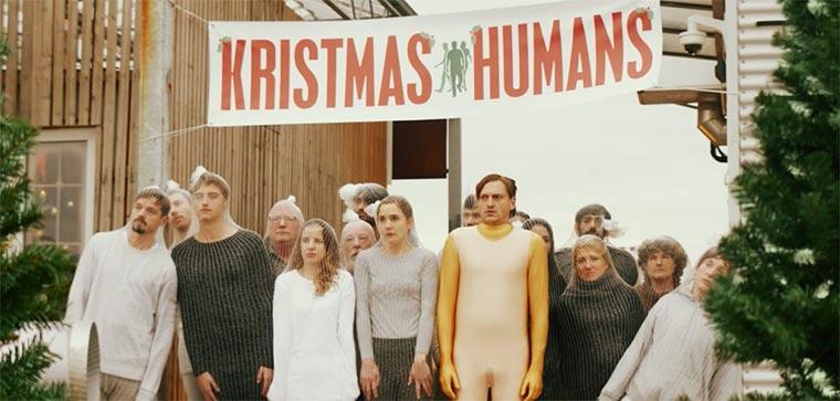 Wenn Tannen Weihnachtsmenschen kaufen The-Christmas-Human