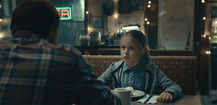 Der Tochter die Wahrheit über den Weihnachtsmann sagen... The-Talk