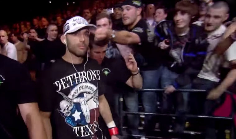 UFC-Trend Mützenklau UFC-Hat-Thiefs