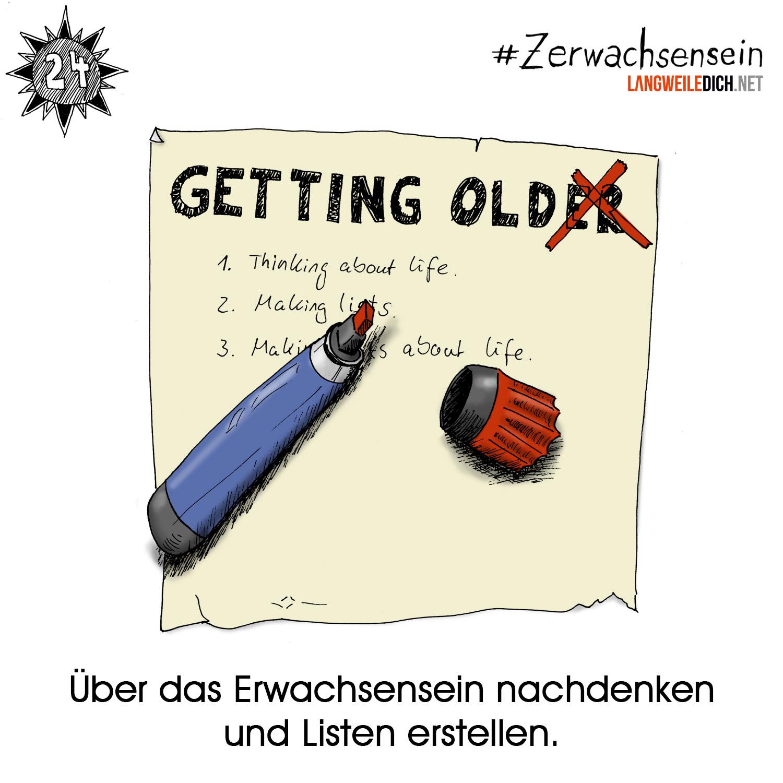 #Zerwachsensein - Komische Dinge des Älterwerdens Zerwachsensein_24