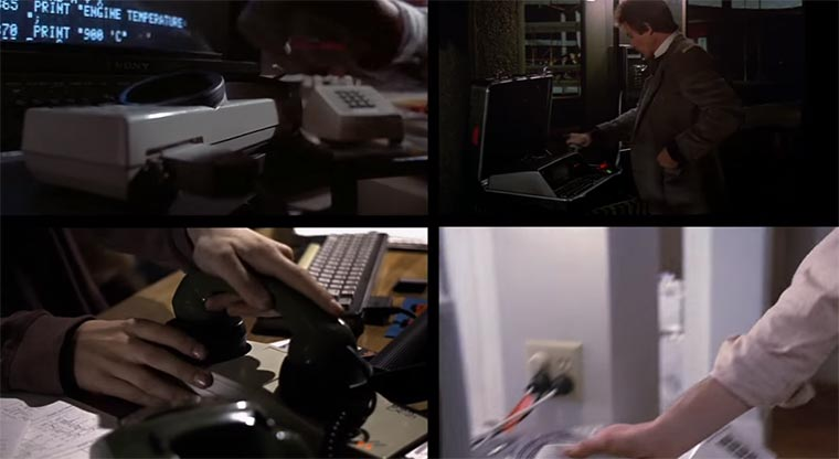 Supercut: Computerhacking in Filmen