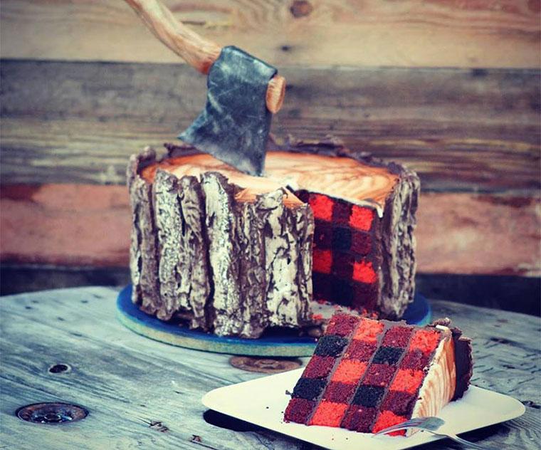 Lecker Holzfäller-Kuchen lumberjack-cake_01