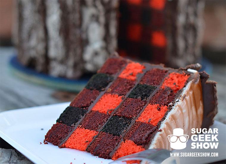 Lecker Holzfäller-Kuchen lumberjack-cake_06