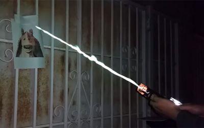 real-burning-lightsword