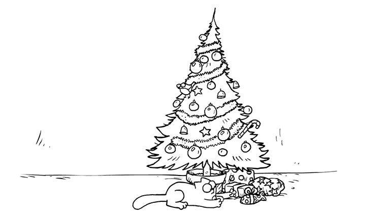 Simon's Cat - Christmas Collection simons-cat-christmas