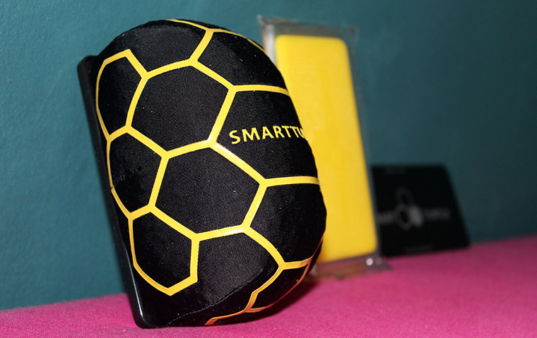 SmartTurtle: Sitzsack trifft Device-Halterung smartturtle-test_02