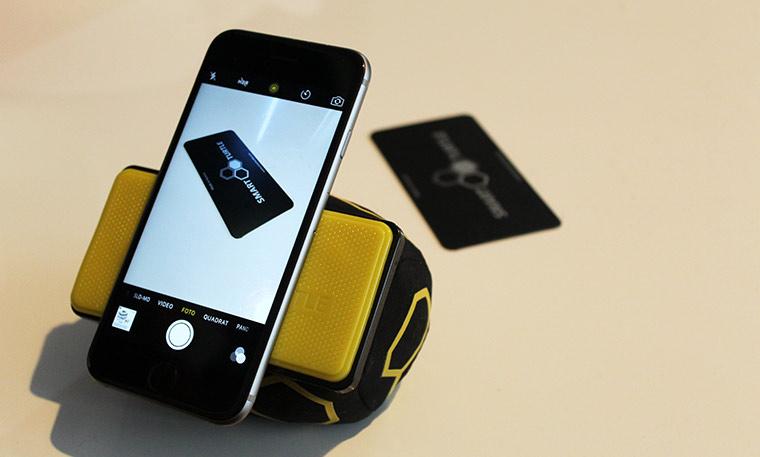 SmartTurtle: Sitzsack trifft Device-Halterung smartturtle-test_05