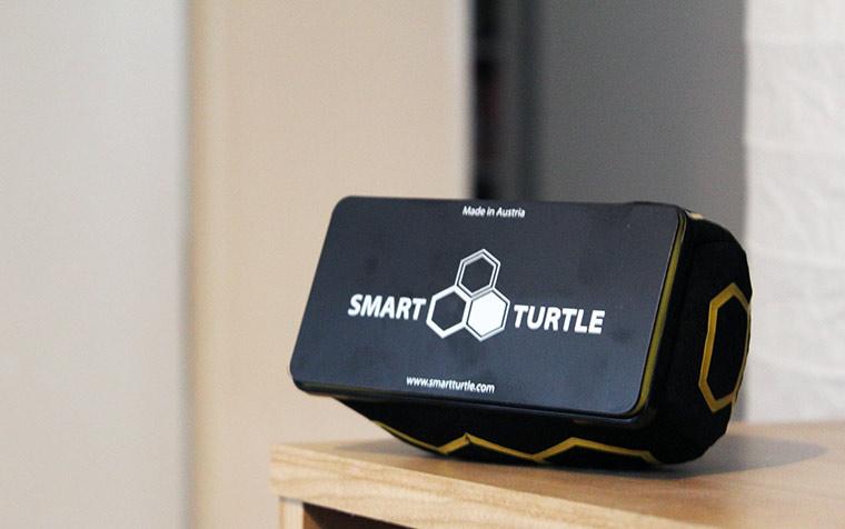 SmartTurtle: Sitzsack trifft Device-Halterung smartturtle-test_07