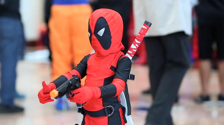 Cosplay Kids Compilation Cosplay-Kids