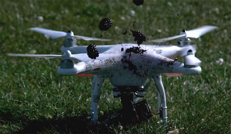 Drone Blender Drone-Blender