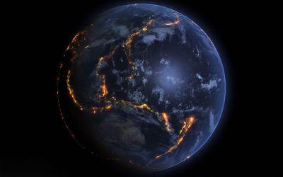 Erdbeben-Visualisierung
