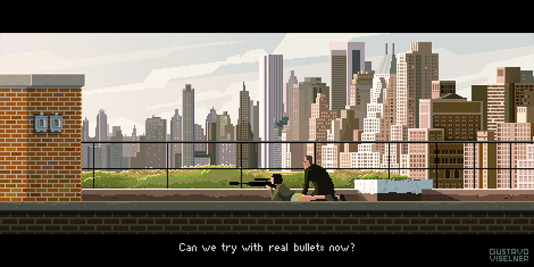 Filme in Pixel Art Gustavo-Vilsener_Pixel-Art-Movies_05