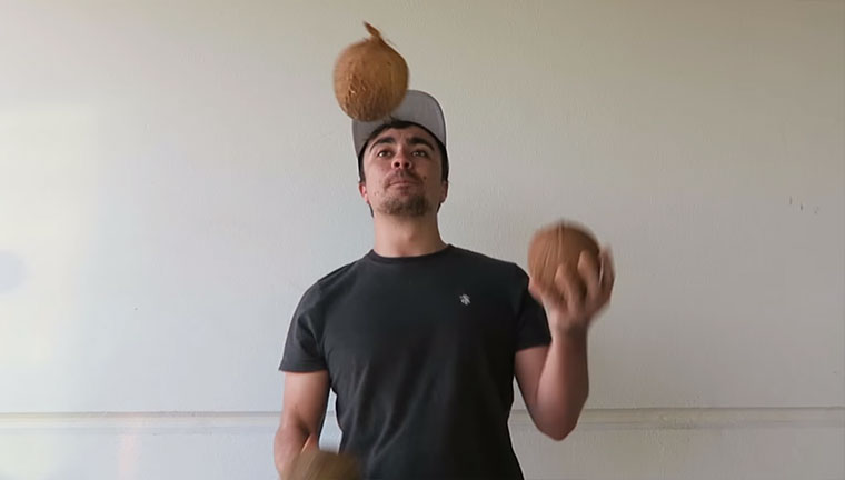 Learn-to-juggle