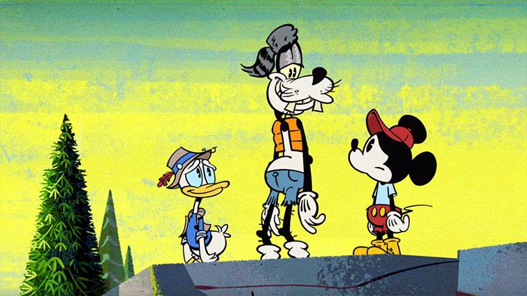 Mickey-Disney-Shorts