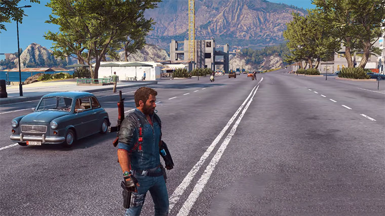 In Just Cause 3 kann man ohne einen Tastendruck Chaos verursachen Time-to-just-cause
