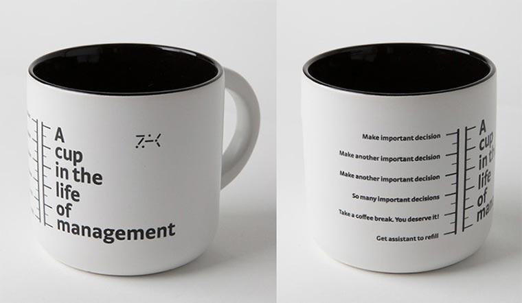 Kreative Tassen für Agenturmenschen