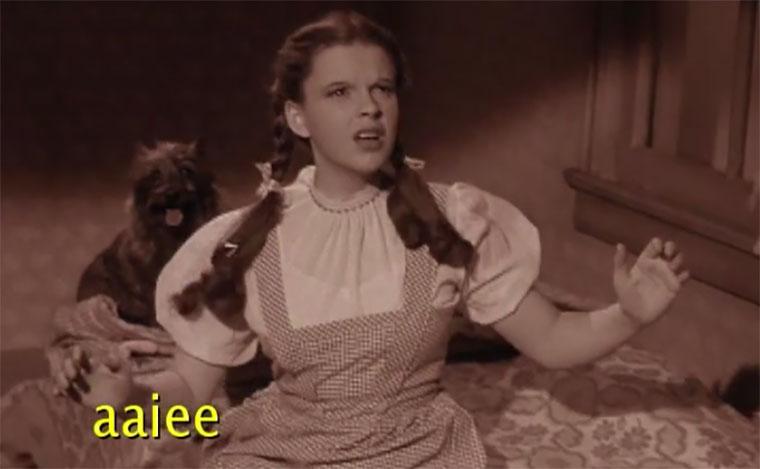 Alphabetisch sortiert: Of Oz the Wizard