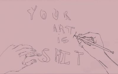your-art-is-shit