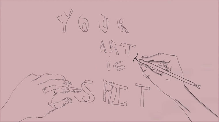 Your Art is Shit!