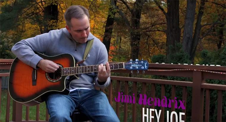 1 Jahre Gitarre spielen lernen in 5 Minuten 1-year-guitar-training