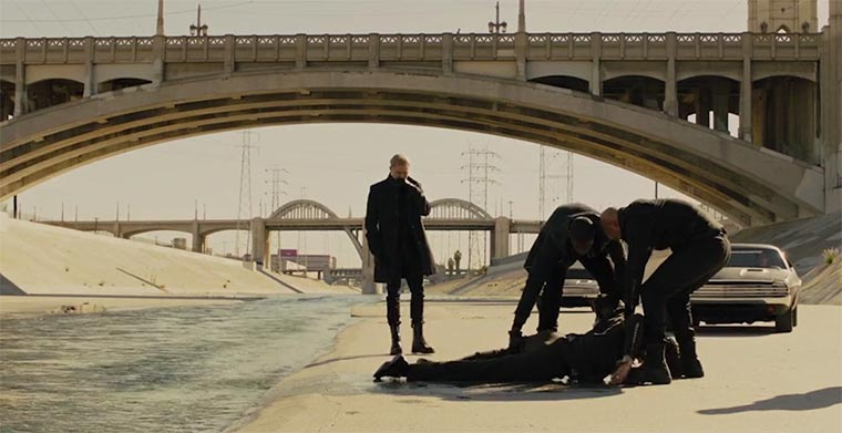 Supercut: The 6th Street Bridge in Filmen