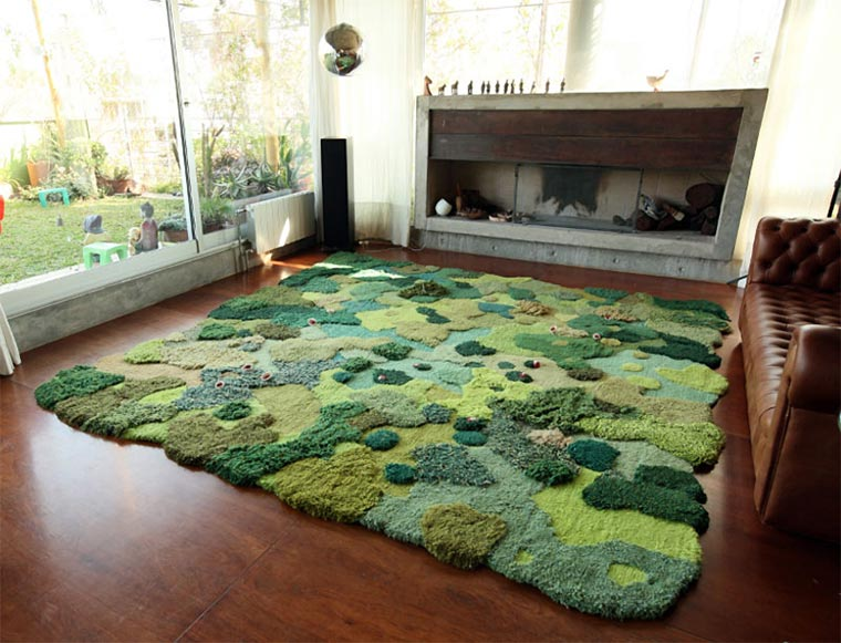 Kreative Teppiche bringen euch Natur ins Haus Alexandra_Kehayoglou_03